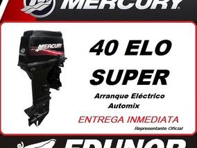 Mercury 40 Elo Super Oferta - Edunor