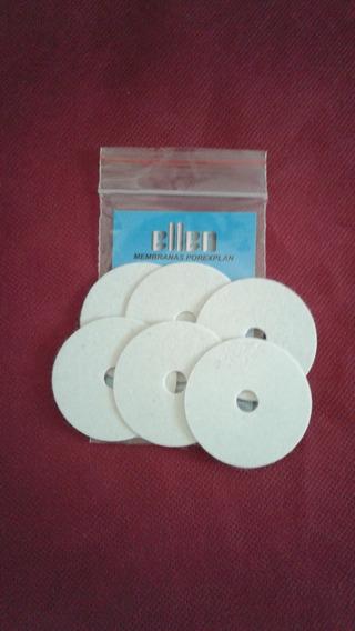 6 Filtros P/purificador De Agua Ellen Mp80 + Llave By Pass