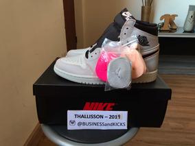 Nike Air Jordan 1 Sb Nyc X Paris High Og Force Max Off White