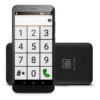 Celular Para Idosos Com Whatsapp Obasmart 2 Obabox