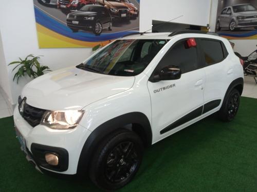 Imagem 1 de 13 de Renault Kwid 2020 1.0 Outsider 12v Sce 5p