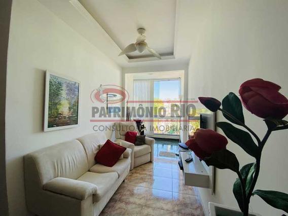 Apartamento Bairro Araújo - 2quartos E Vaga - Paap23809