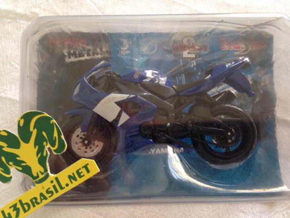 Bx14 Maisto Fresh Metal Yamaha Yzf R1 Moto Wheelers 2