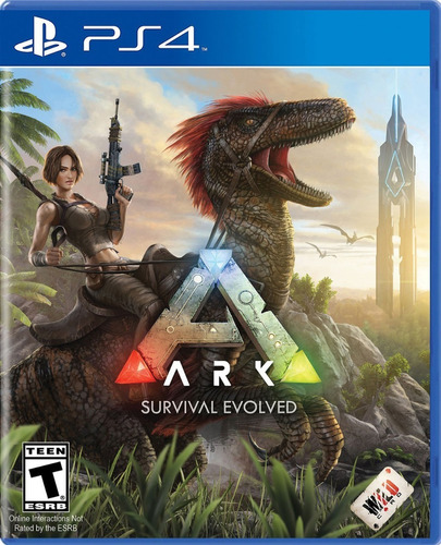 Ark Ps4 ¡ Totalmente Nuevo Y Sellado!