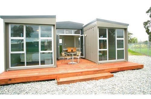 Casa Contenedor 3 Ambientes Conteiner 2 Pisos Containers(65)
