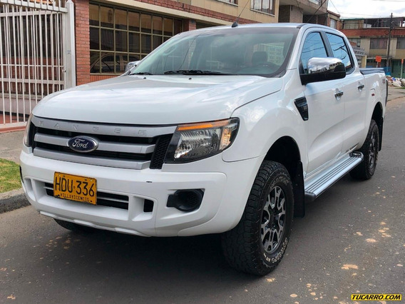 Ford Ranger Xlt 4x4 2200cc Tdi Mt Aa Ab Dh
