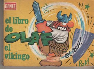 Historieta * El Libro De Olaf El Vikingo * Año 1975 D Browne