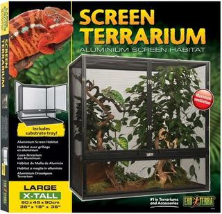 Exo Terra Screen Terrarium, Large