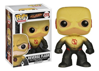 Funko Pop Figura Reverse Flash Int 5404 Original Wabro