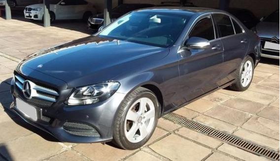 Mercedes Benz Classe C 1.6 Avantgarde Turbo 4p
