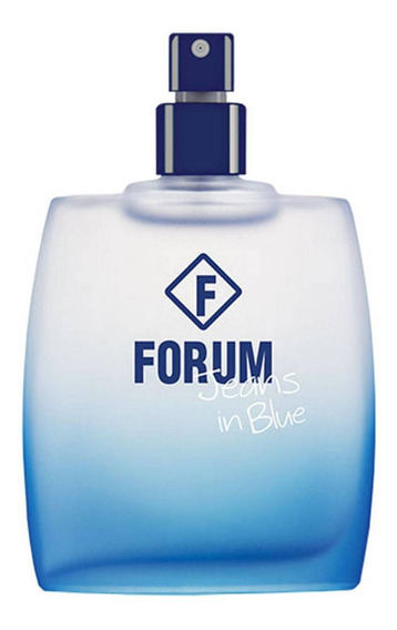 Forum Jeans In Blue Perfume Unissex - Edc 50ml Beleza Na Web