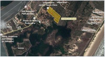 Lote No Cond Jardim Sta Clara; Bairro Mosqueiro - Cp6310