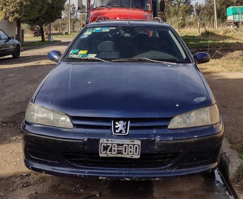 Imagen 1 de 6 de Peugeot 406 1999 2.0 St Familiar