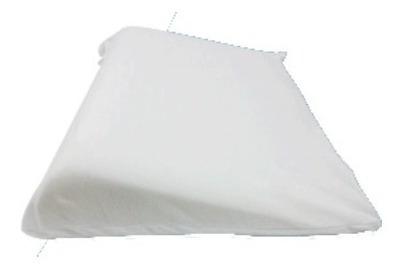 Imagen 1 de 3 de Almohada Vicoelástica Triangular Para Bebes Niños Foam