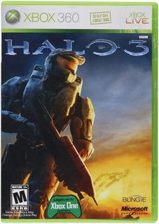 Halo 3 Xbox Original Usado Perfecto Estado