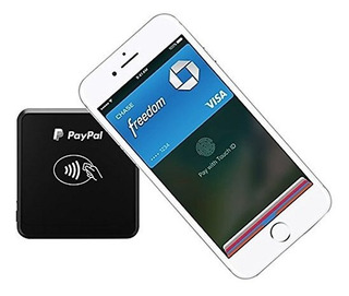 Paypal Pctusdcrt Chip Y Tap Reader Negro