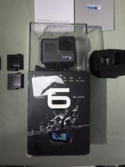 Gopro Hero 6 Black 12mp 4k
