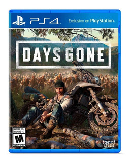 Days Gone Ps4 Disponible Videojuego