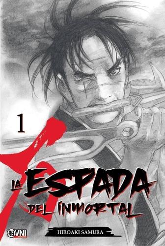 Manga - La Espada Del Inmortal 01 - Xion Store