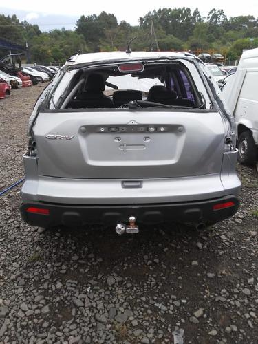 Sucata Honda Cr-v 2008 Gasolina 150cvs - Rs Auto Peças
