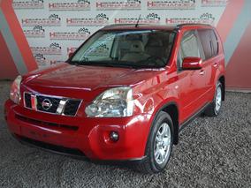 Nissan X-trail 2008 2.5l Slx Cvt Rojo