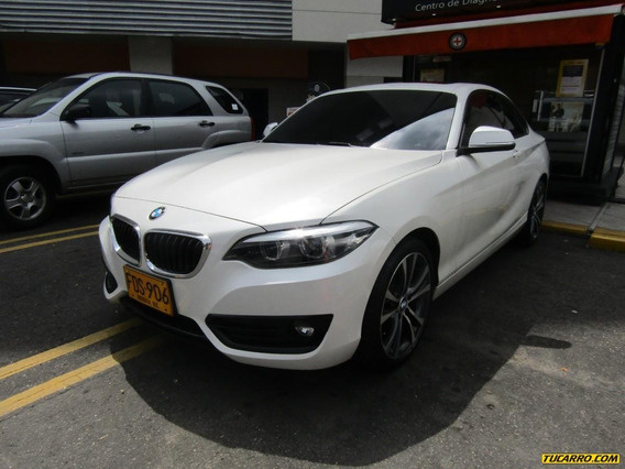 Bmw Serie 2 220 I 2.0 At