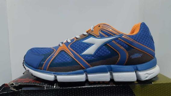 Zapatillas Diadora N 5100 Azul Running