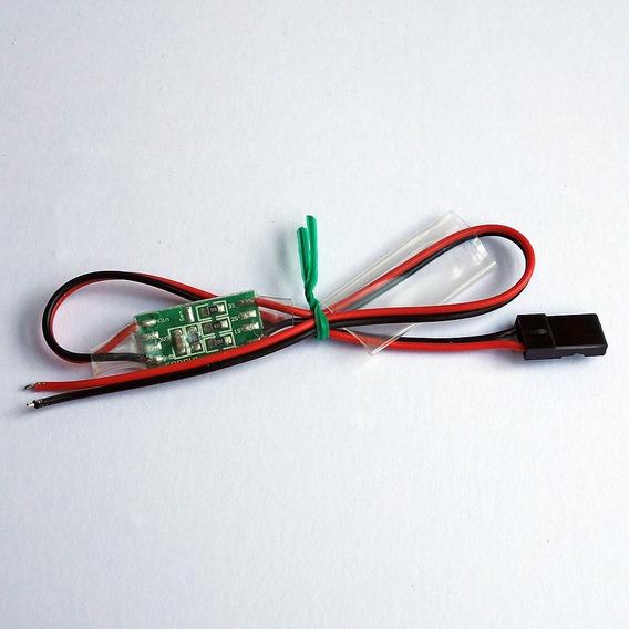 Sensor De Voltagem De Bateria Frsky - Sistema De Telemetria