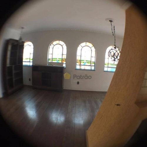 Imagem 1 de 30 de Casa À Venda, 236 M² Por R$ 740.000,00 - Santa Terezinha - São Bernardo Do Campo/sp - Ca0490