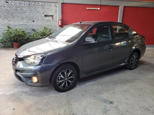 Toyota Etios 2021 1.5 Sedan Xls At