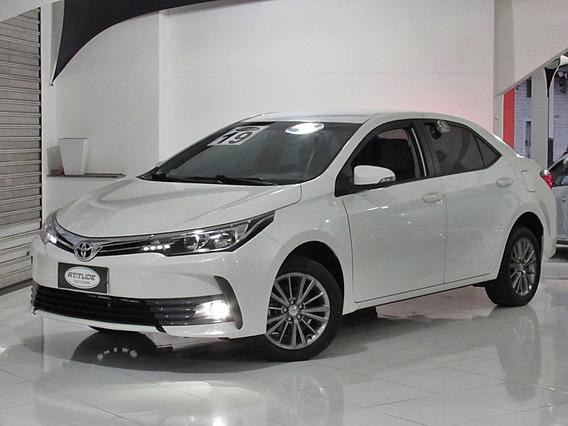 Toyota Corolla 1.8 Gli Upper 16v Flex 4p Automático 2019