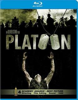Blu-ray Platoon / Peloton / De Oliver Stone