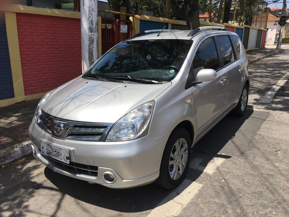 Nissan Livina 1.8 Sl 16v Flex 4p Automatico