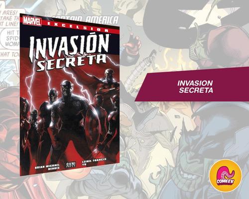 Invasión Secreta Marvel Español Latino Secret Invasion