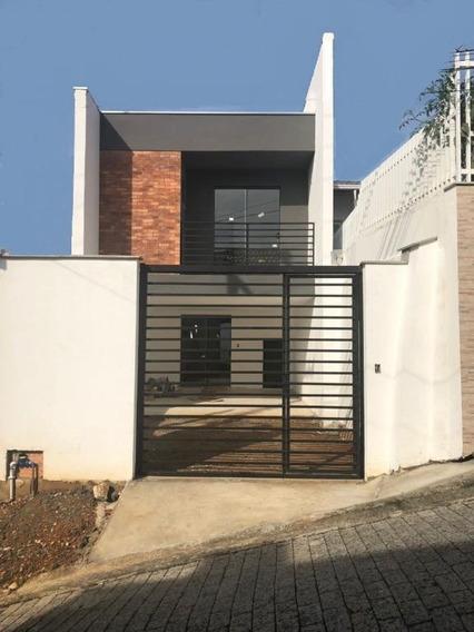 Casa Com 3 Dormitórios À Venda, 120 M² Por R$ 365.000,00 - Vila Nova - Blumenau/sc - Ca0794