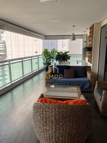 Imagem 1 de 15 de Apartamentos - Residencial - Condomínio Central Park Mooca              - 1459