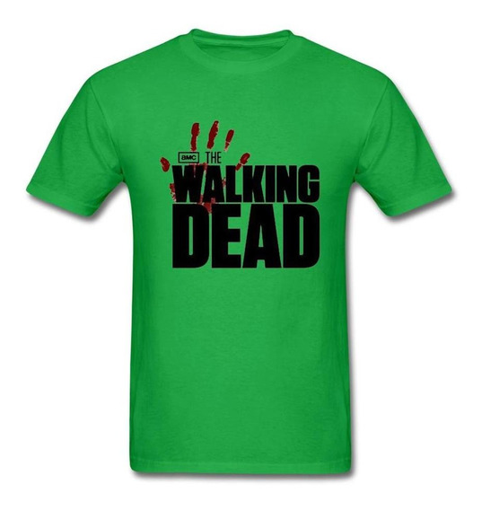 sexual Hobart infinito  Camisetas The Walking Dead | MercadoLibre.com.mx