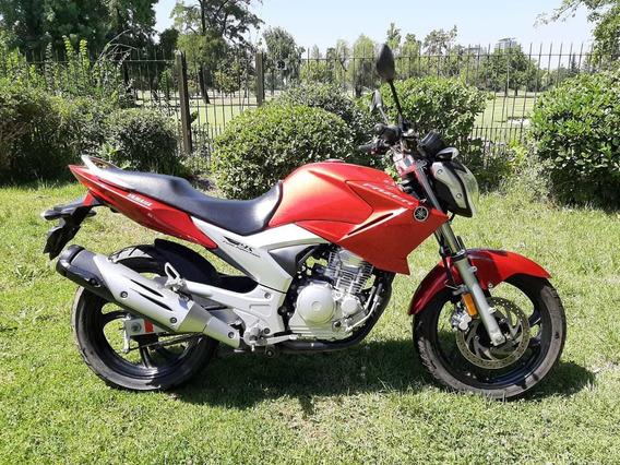 Yamaha Fazer 250 Año 2016 Impecable