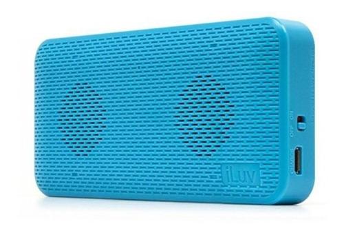 Bluetooth Speaker Iluv, Aud Mini Slim Portable Original.