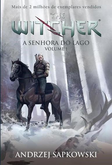 The Witcher Vol 07 A Senhora Do Lago Martin