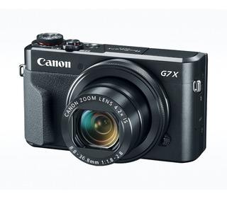 Cámara Digital Canon Powershot G7x Mark Ii 20mp Wifi Full Hd