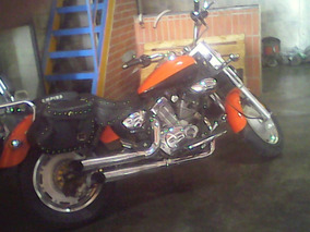 Moto Keeway Color Naranja Con Negro 2008