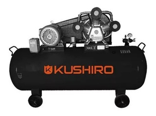 Compresor Aire 300 Litros 7,5hp Trifasico Kushiro