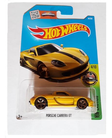 Porsche Carrera Gt Hot Wheels Exotics Solo Envios