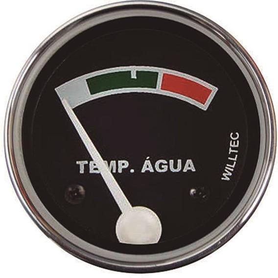 Termômetro Mecânico Da Água Fiat Allis Ad 7 B 1950- Willtec