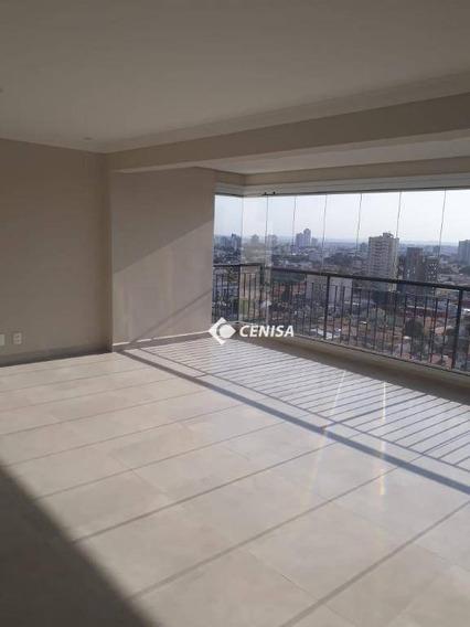 Apartamento Com 2 Suítes Para Alugar - Cidade Nova I - Indaiatuba/sp - Ap0983