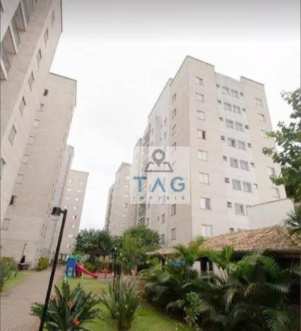 Apartamento Com 2 Dormitórios, 1 Vaga Garagem Para Alugar Ou Vender, 50 M² - Vila Carrão - São Paulo/sp. - Ap0469