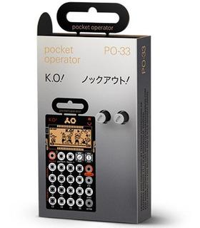 Po33 K.o. Teenage Engineering Pocket Operator