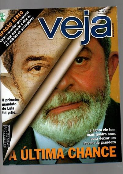 Revista Veja A Última Chance Nº 981 Ano 2006