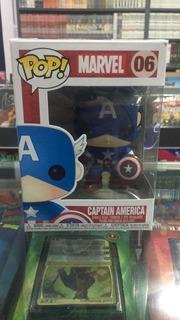 Funko Pop! Captain America #06